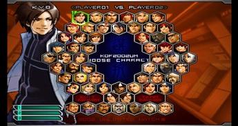 拳皇2002