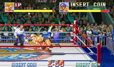 摔角霸王图片