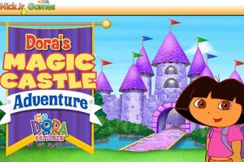 多拉的魔法城堡玩家点评
