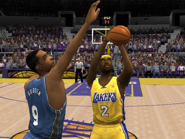 NBA2004图片