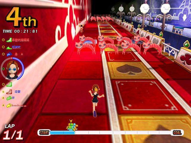 超级跑跑图片