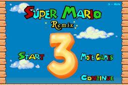 新版超级马里奥3图片