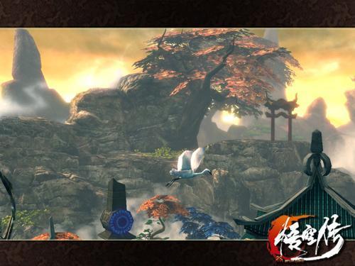 《悟空传》23日开启新服 将开放60级全新内容