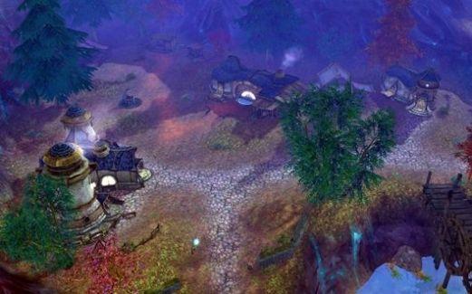 永恒之塔——低级地图及场景