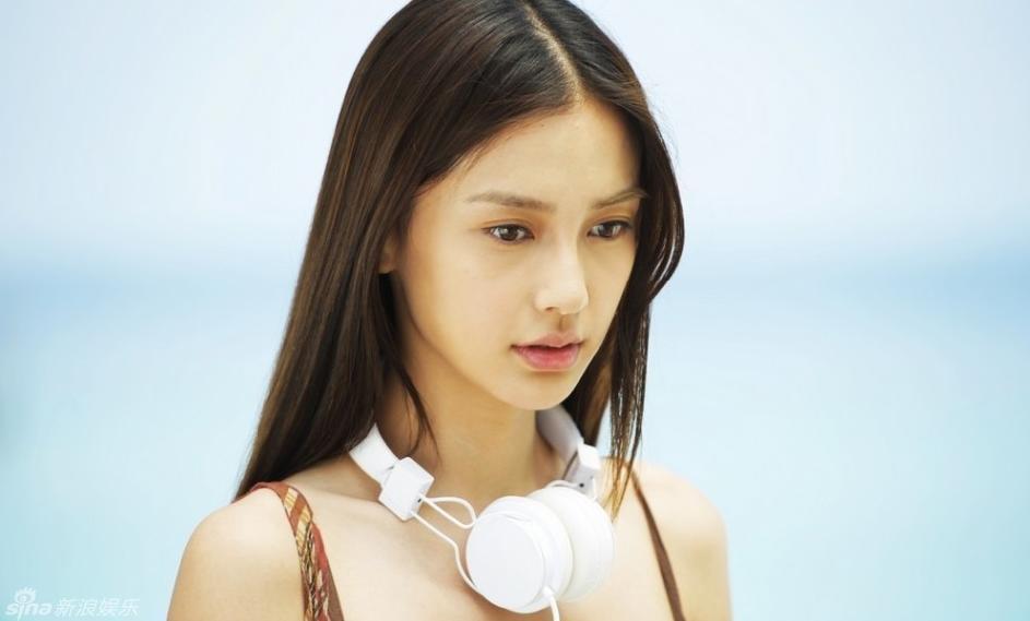查看第5/34张原图 混血美女Angelababy杨颖