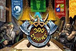 矮人300守卫战图片