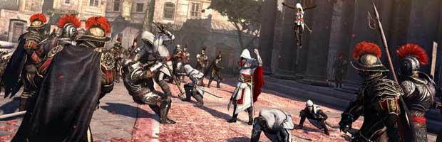 育碧美女负责人:《刺客信条》新作发生在古罗马