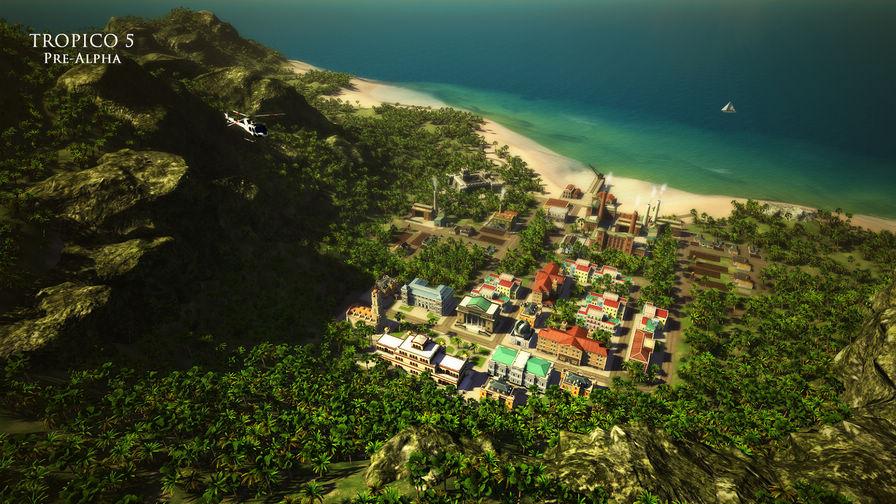 海岛大亨5图片