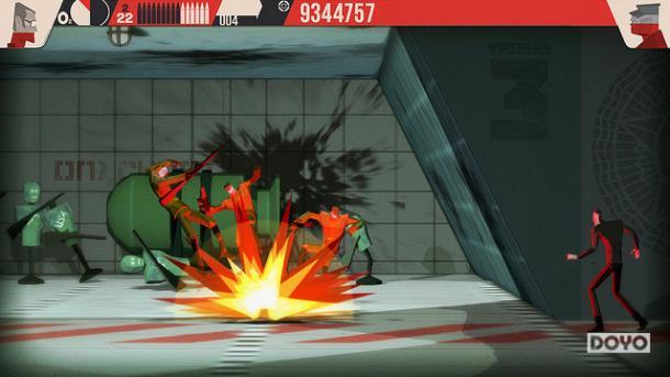 ...反击间谍》以独特的方式阐述了剧情即使你在游戏中非常暴力...