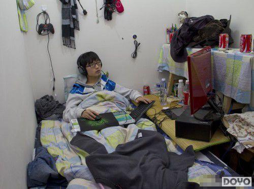 寝室互撸不刺激 揭秘大学生羞答答的租房现状