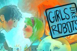 女孩爱机器人
