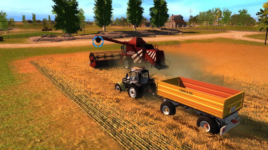 农场机器锦标赛2014图片