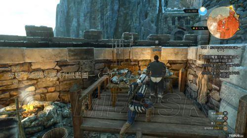 猫熊3:狂猎-狮鹫巫师套装强化方法_巫师3:狂猎cad块截取一部分的图纸图片