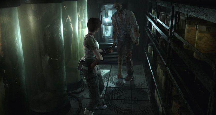 《生化危机0》的情节解开了系列中的诸多迷题