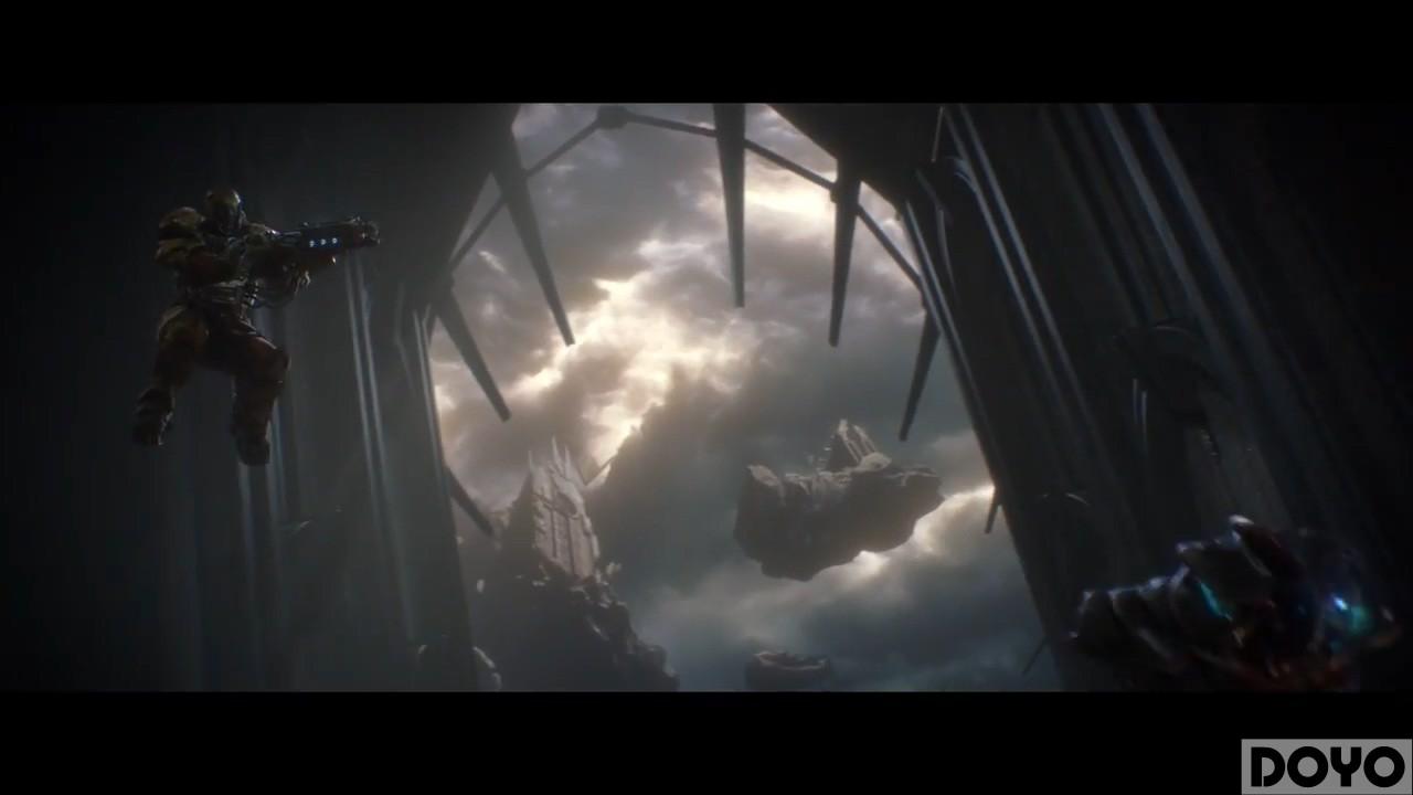 《雷神之锤:冠军》新预告 秉承1代游戏的精神