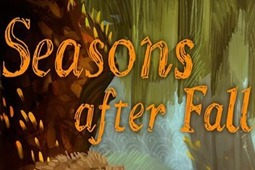 秋后的季节图片