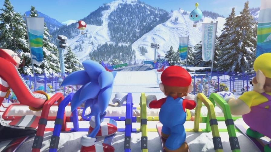 马里奥和索尼克在温哥华冬奥_马里奥和索尼游戏攻略身鬼图片