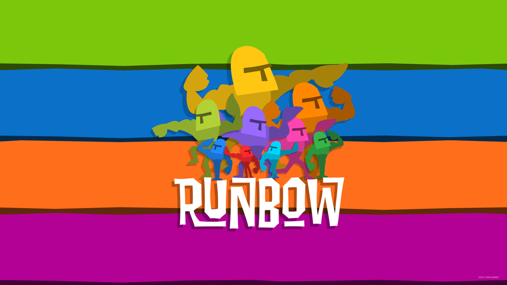 原Wii U趣味竞电子商务争游戏《Runbow》即将上岸PC平台