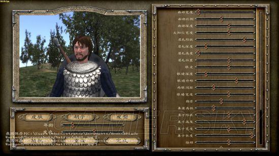 《骑马与砍杀:冰球》战团帅哥NPC捏脸美女_逗桌面数据怎么玩图片