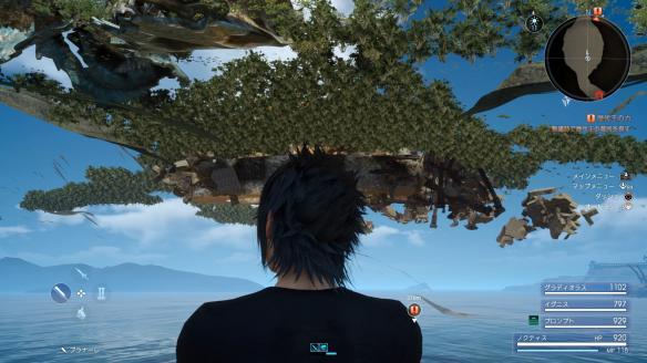 《最終幻想15》正式版搞笑BUG 歡樂秀再次來臨