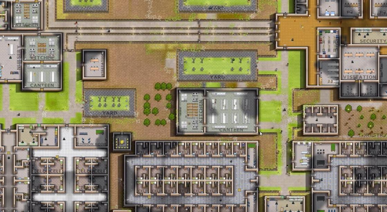 《监狱建筑师》更新仍未结束 新加员工需求选项