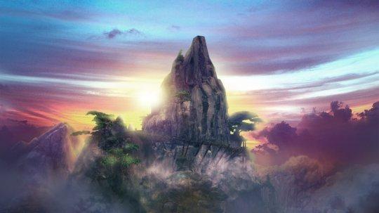 高清单反也拍不出《仙侠世界》里的良辰美景