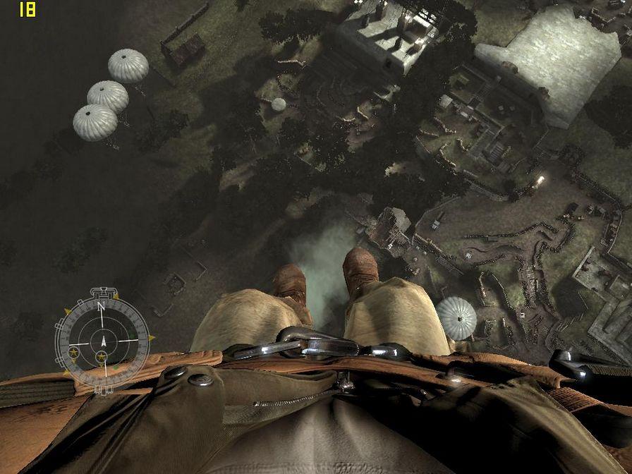 荣誉勋章:空降神兵图片