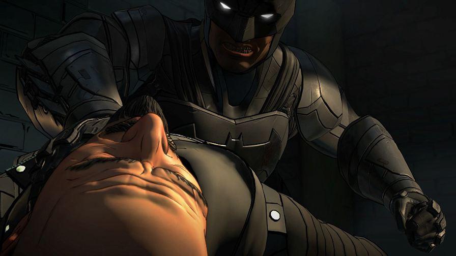 蝙蝠侠:内敌图片
