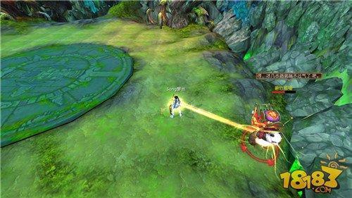 轩辕传奇手游坐骑捕获方法大全 速去搜索大荒