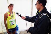 安徽池州马拉松开跑,三七互娱刘路峰名列国内第二