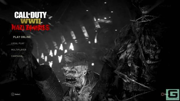 《使命召唤14》单人战役时长5-6小时 僵尸模式演示