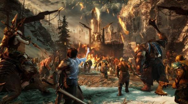 《中土世界:战争之影》更新补丁已修复音效bug