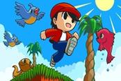 《少年特里普》Switch版演示 颇具FC版冒险岛风格