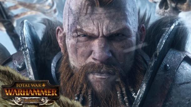 《全面战争:战锤》新DLC演示视频 猛犸象大杀四方