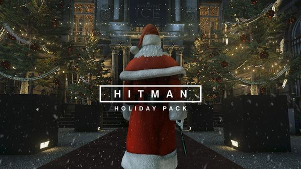 《杀手6》新免费内容公布 还要帮圣诞老人追礼物