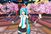 撑腰中文!《初音未来VR》今年春季登陆Steam平台
