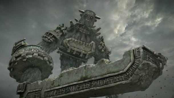 旺达与巨像