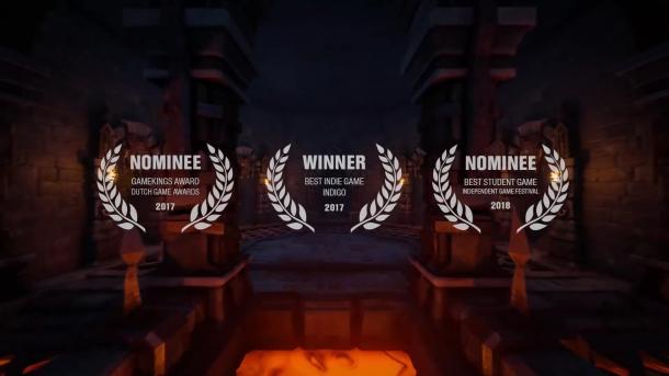 团队合作密室逃脱游戏《我们也来过》预告片欣赏