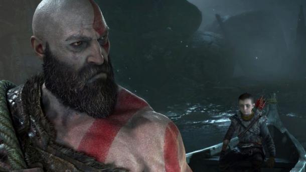 大作《战神4》全新视频曝光 展示游戏绚丽画面