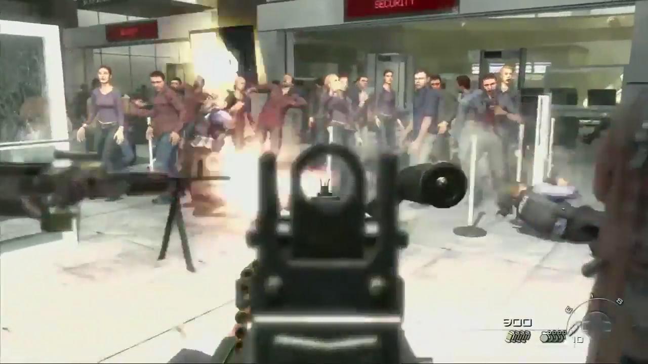 特朗普白宫分享暴力游戏演示 <a class='simzt' href='http://www.3dmgame.com/games/Fallout/' target='_blank'>辐射</a>4 使命召唤6在列