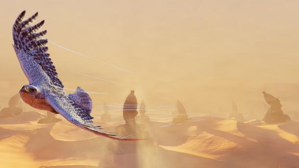 育碧分享《刺客信条:起源》法老的诅咒精美截图