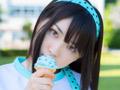 日本清纯美少女福利写真欣赏 黑丝女仆装诱惑无比