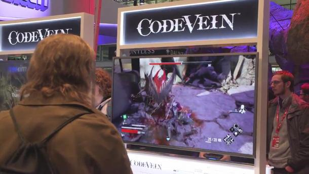 《血之暗号》游戏展试玩火爆 玩家称很像黑暗之魂