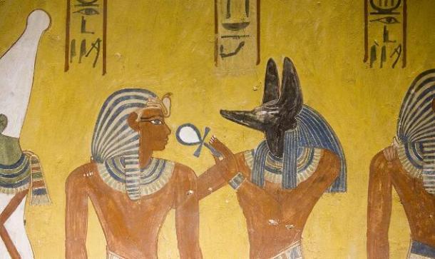 《战神4》奎爷原本去埃及却去了北欧 埃及神松口气