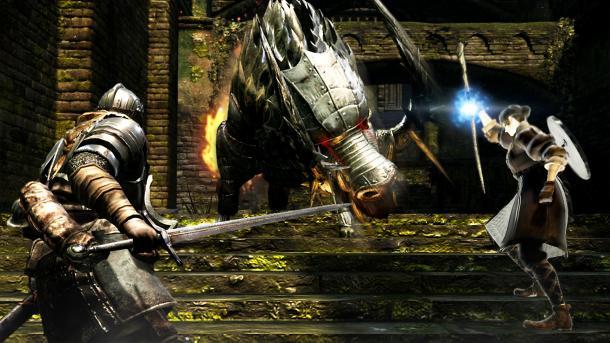 《黑暗之魂》重制版主机测试公布 高清截图欣赏