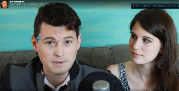 因戏生情 《底特律:变人》康纳与崔西宣布订婚