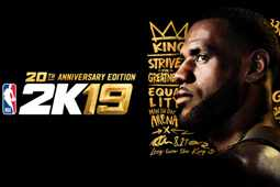 NBA 2K19图片