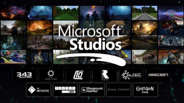 E3:微软集结五大第一方工作室 全力对抗索尼