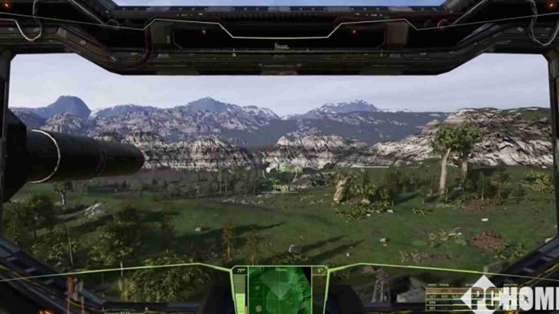 机甲战士5:雇佣兵图片