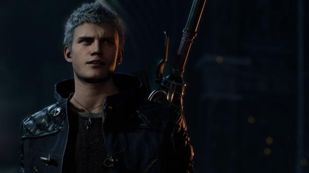 《鬼泣5》将在科隆游戏展Gamescom提供试玩